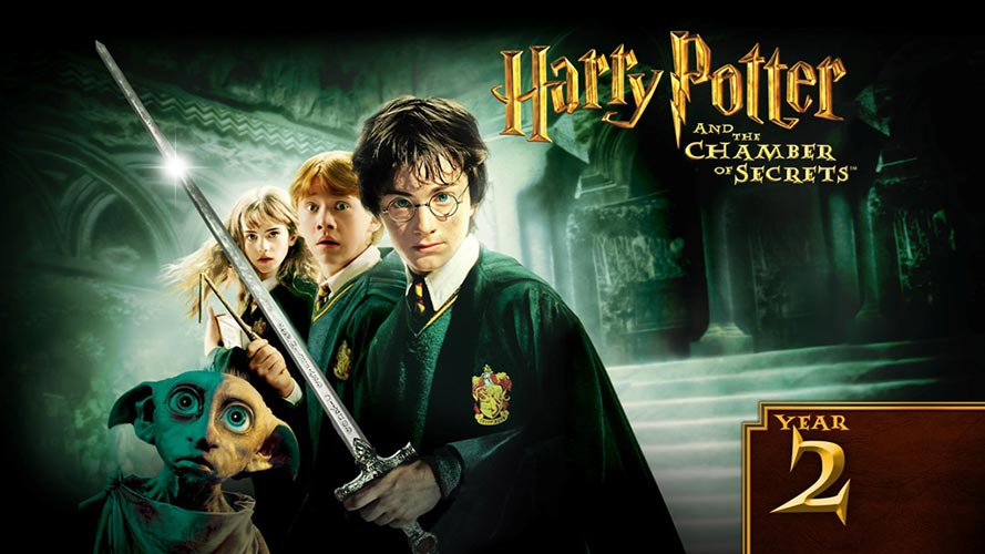 Harry potter - Harry potter et la chambre des secrets streaming hd ...